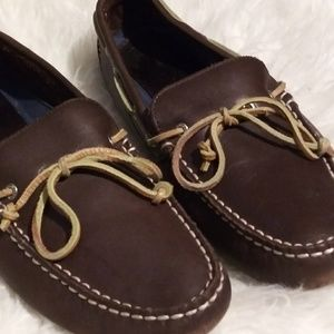 Mens Sperry Top Sider moccasins